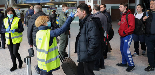 Коронавирус. В Украине на обсервации находятся 400 человек - МОЗ