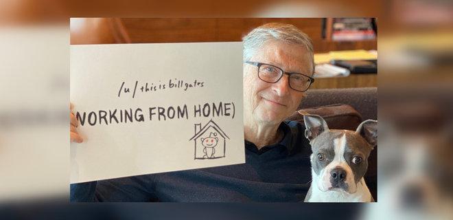 Билл Гейтс прогнозирует возможность победы над коронавирусом за 6-10 недель