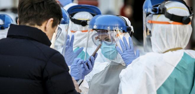 Коронавирус. Заразились 470 000 человек, 115 000 выздоровели: последние данные