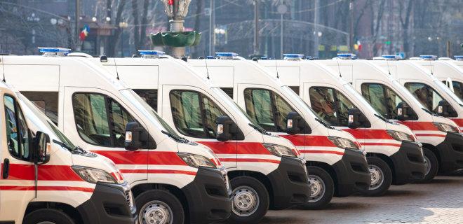 Коронавирус. В Украине 366 новых случаев за сутки и 256 выздоровевших