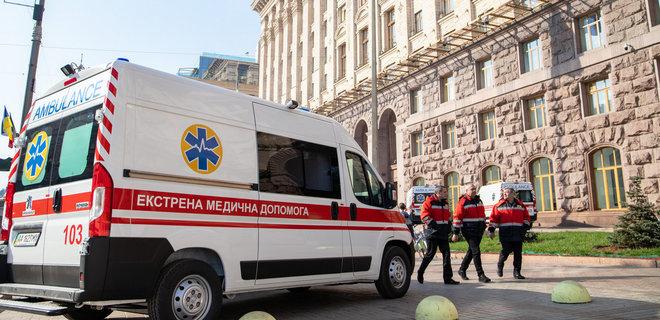 В Киеве за сутки 29 случаев коронавируса, один человек умер