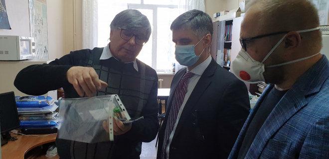 В Украине созданы высокоточные тест-системы на коронавирус - Пристайко