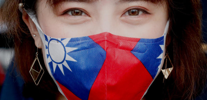 Коронавирус. Тайвань дарит нуждающимся странам 10 млн масок