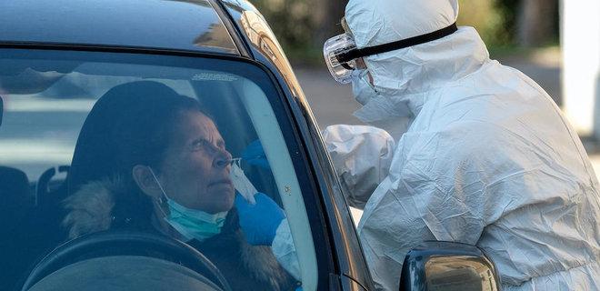 Итальянское правительство заявило о достижении пика вспышки коронавируса