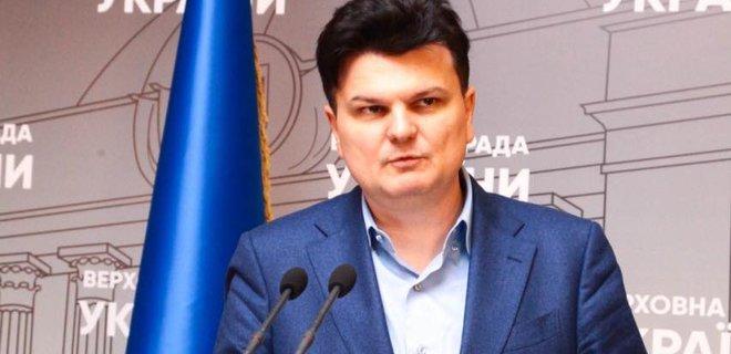 Депутат из Слуги народа Горбенко вылечился от коронавируса