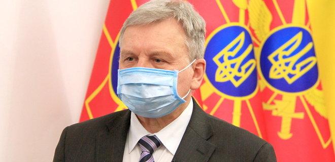 Глава Минобороны заявил, что для военных ВСУ не хватает защитных средств