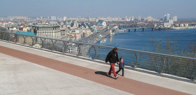 В Киеве за сутки - 78 новых случаев коронавируса