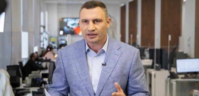 Коронавирус. В больницах Киева есть 400 аппаратов ИВЛ - Кличко