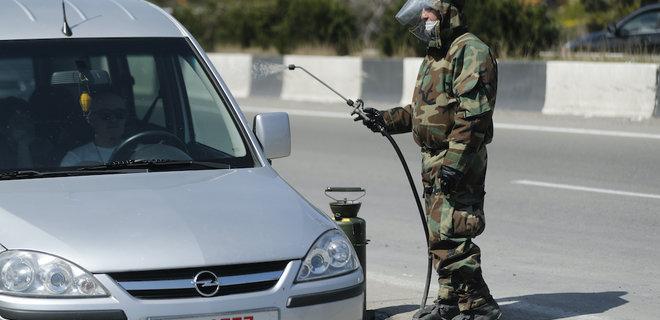 Коронавирус. Грузия запрещает передвижение в легковых автомобилях