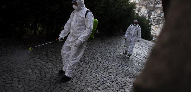 Коронавирус. Болгария закрыла столицу на карантин