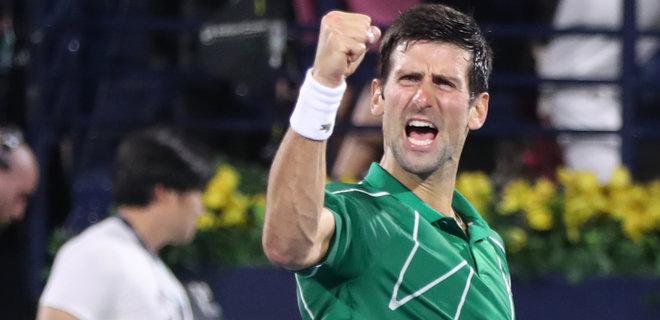 Лучший теннисист мира Джокович высказался против вакцинации от коронавируса