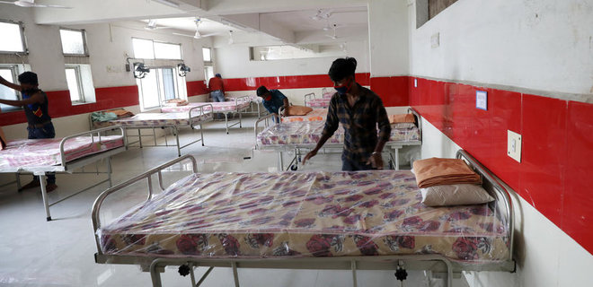 500 добровольцев в Индии пройдут терапию плазмой крови переболевших COVID-19