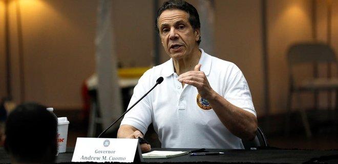 В Нью-Йорке может быть до 2,7 млн переболевших COVID-19 - губернатор штата