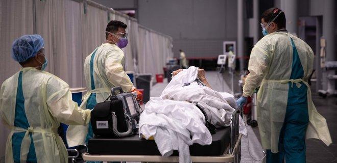 В США от коронавируса умерли уже больше 50 000 человек