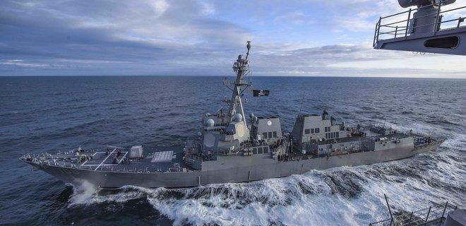 Пентагон: На эсминце ВМС США в Карибском море произошла вспышка коронавируса