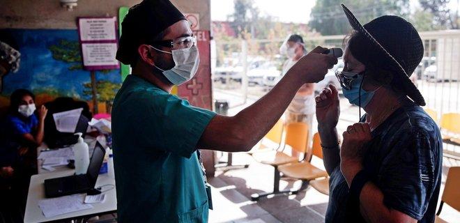 """Чили вводит """"паспорта выздоровевших"""" от коронавируса вопреки призыву ВОЗ"""