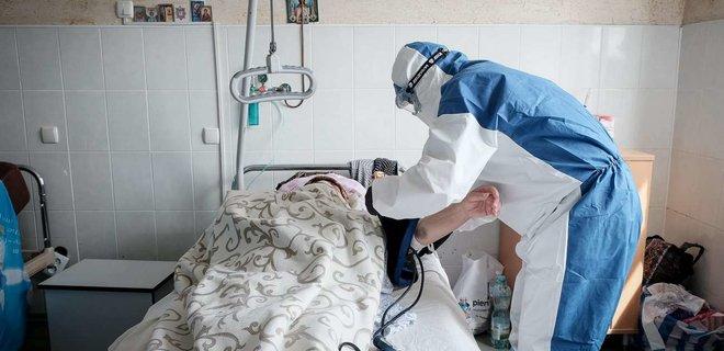 В Днепре от одной женщины коронавирусом заразились 35 человек