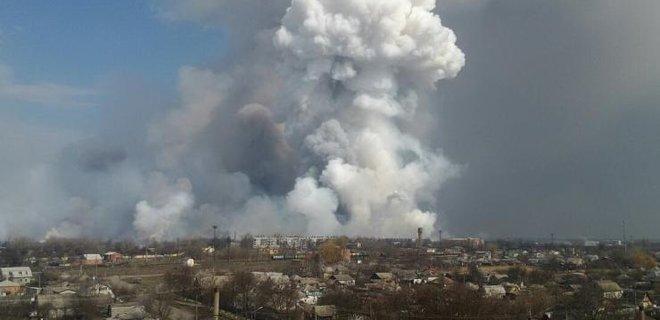 Арахамия: Результаты следствия по взрывам в Балаклее пытались сфальсифицировать - Фото