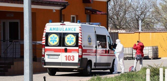 Коронавирус. В Украине наименьшее число новых заболевших за шесть дней