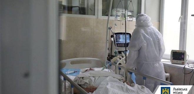В лабораторном центре Львова вспышка коронавируса, умерла заведующая