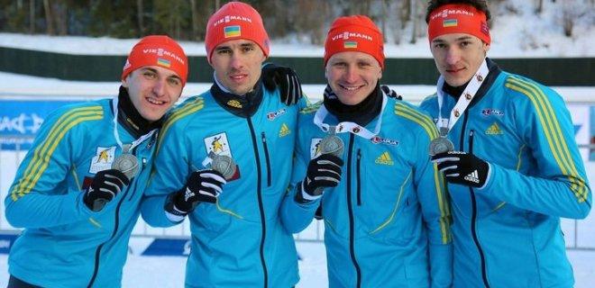 У биатлонистов РФ нашли допинг.