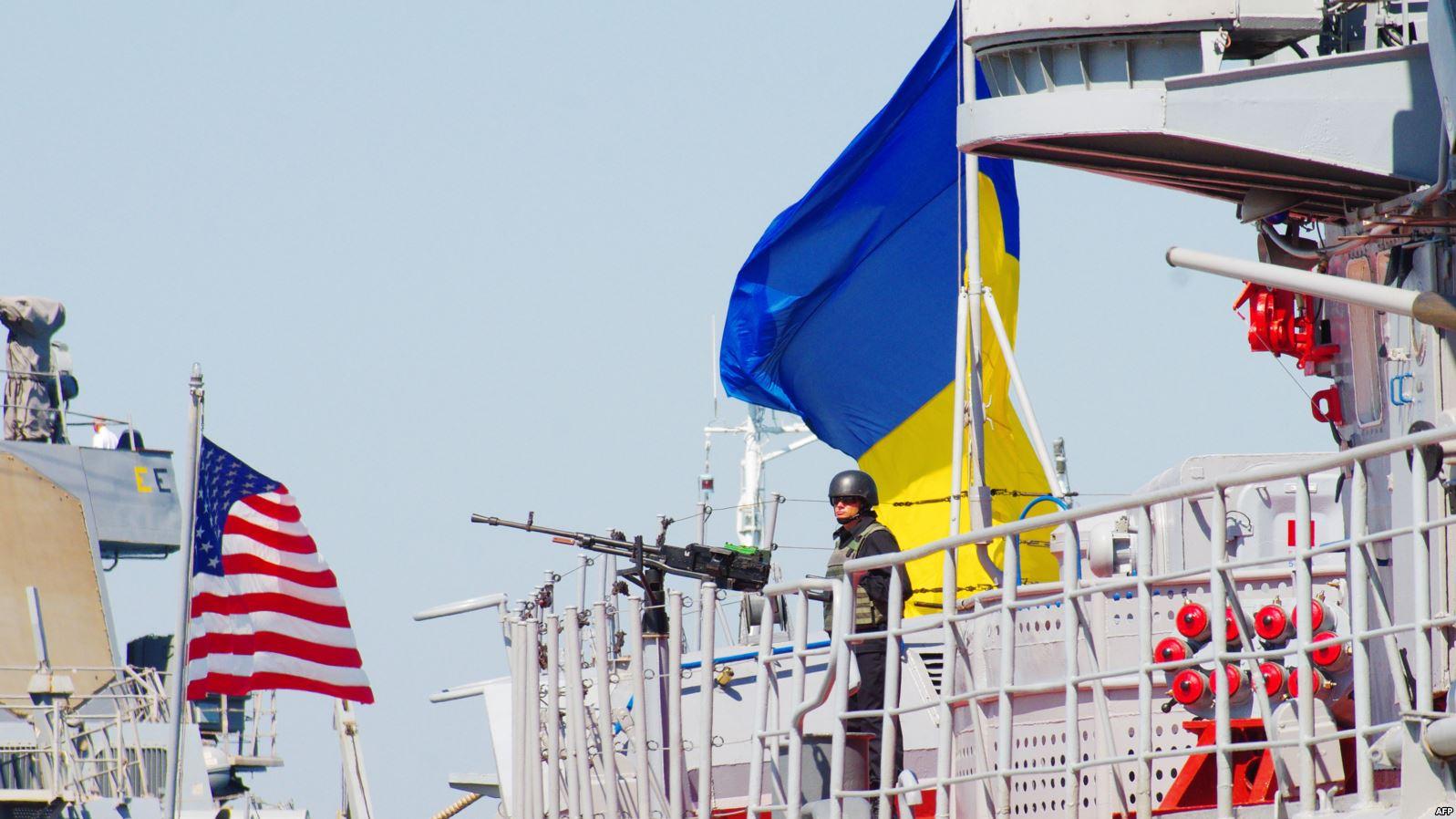 Sea Breeze. В Черном море начались учения ВМС Украины, США и стран НАТО –  фото - новости Украины, Происшествия - LIGA.net