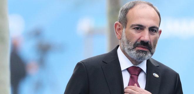 Пашинян снова стал премьер-министром Армении - Фото