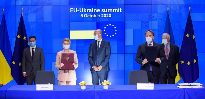 22-ой саммит Украина – ЕС. Совместное заявление участников по итогам встречи: тезисы - новости Украины, Политика - LIGA.net