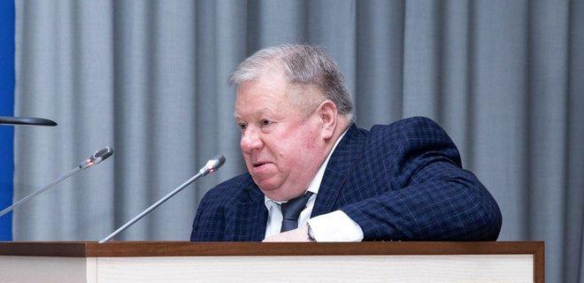 Умер гендиректор КБ Южное Александр Дегтярев. Причина - коронавирус - Фото