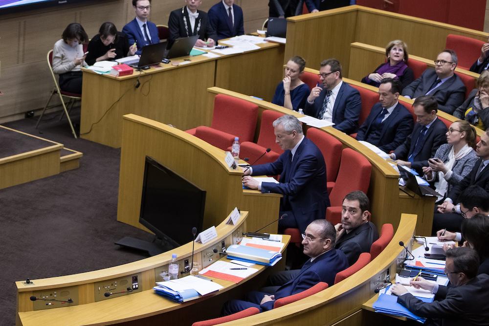 Сенат Франции: А давайте признаем Карабах?