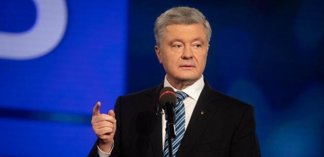 Порошенко: Санкции поддерживаю, но в большую политику Медведчук вернулся при Зеленском - Фото
