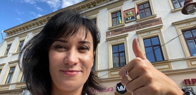 Волонтер Маруся Зверобой идет на выборы в Раду от Евросолидарности -  новости Украины, Политика - LIGA.net