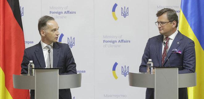 Кулеба поговорил с главой МИД Германии: Берлин следит за ситуацией на границе Украины и РФ - Фото