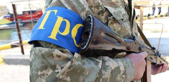 На юге Украины проходят сборы территориальной обороны, тренируются защищать побережье - Фото