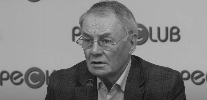 Умер писатель и нардеп шести созывов Владимир Яворивский - Фото