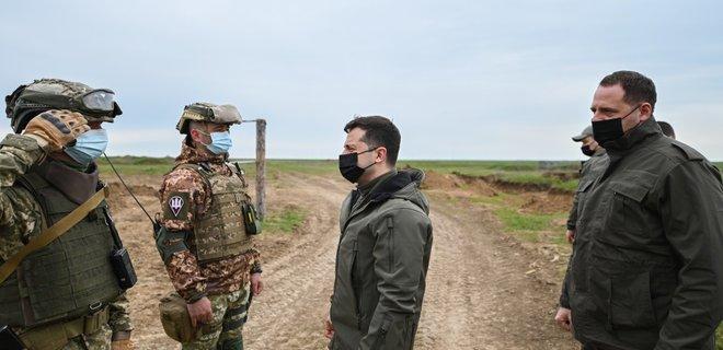 Зеленский надеется на перезагрузку перемирия на Донбассе - Фото