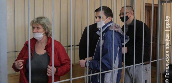 В Гомеле членов команды Тихановской приговорили к длительным срокам колонии - Фото