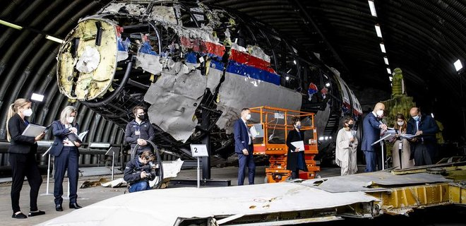 Свидетель на суде по MH17 подтвердил: боевики стреляли по Boeing после
