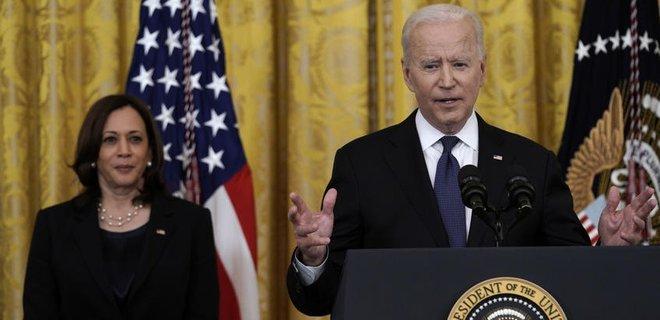 Байден не приедет на саммит Крымской платформы, но будет член правительства США – Кент - Фото