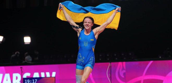 Украинская призерка Олимпиады решила отдать подаренную ей квартиру своему тренеру - Фото